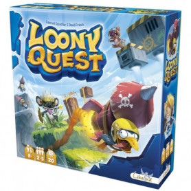 Looney Quest Gioco in scatola