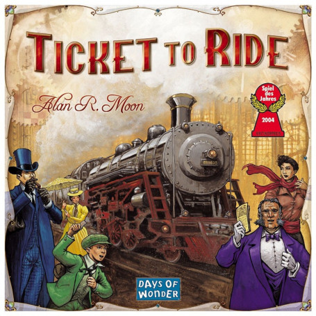 Ticket to Ride Gioco in Scatola