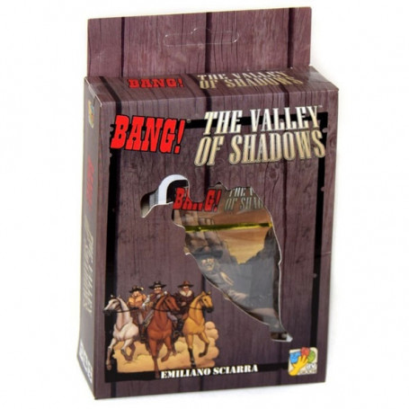 Bang! The Valley of Shadows Espansione