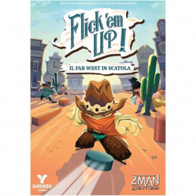 Flick Em Up Il Far West In Scatola