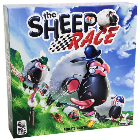 The Sheep Race