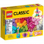 LEGO Classic Accessori Colorati Creativi - 10694