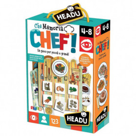 Che Memoria Chef! Headu 21659
