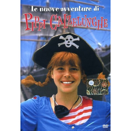 DVD Pippi Calzelunghe - Le nuove avventure