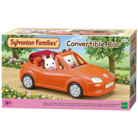 Sylvanian Families 5227 - Macchina Rossa Decappottabile