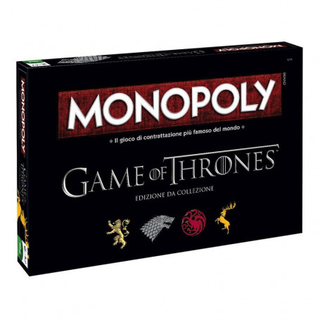 Monopoly Game of Thrones Edizione Italiana