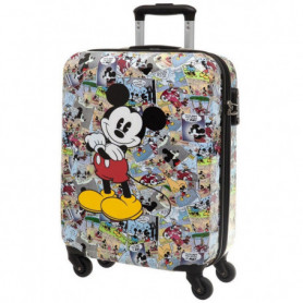 Valigia Trolley Rigido ABS Mickey Mouse Comics