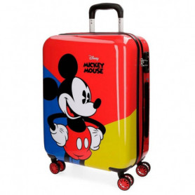 Valigia Trolley Rigida Mickey Mouse Fumetto Topolino in ABS