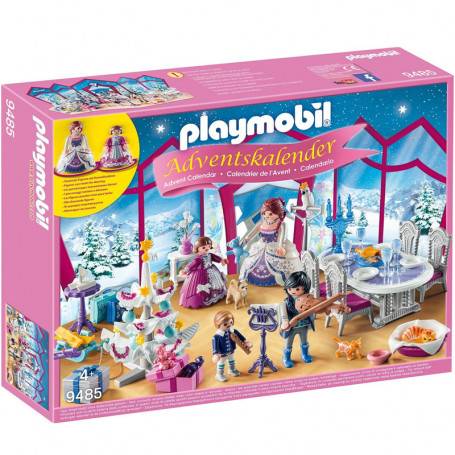 Calendario dell'Avvento Playmobil bambina