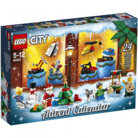 LEGO Calendario dell'Avvento - 60201