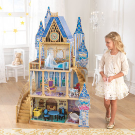 Casa delle bambole Disney Princess Cenerentola Royal Dream
