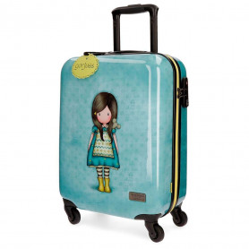 Valigia Trolley Gorjuss in ABS Rigido 55 cm - The Little Friend