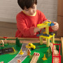 Set Trenino con Cascata e Tavolo in legno Waterfall Mountain - KidKraft 17850